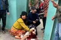 Tranh cãi chỗ để xe, phụ huynh rút dao đâm nhau ngay tại cổng trường học