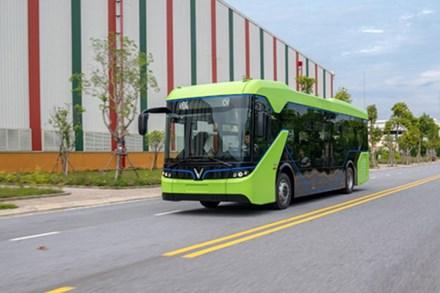 VinBus phát triển hệ thống trạm sạc xe buýt điện