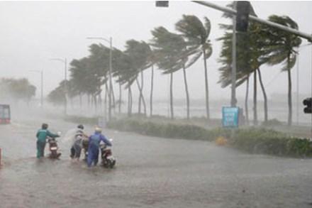 Bão số 10 tăng giảm cấp liên tục trên biển, miền Trung chuẩn bị đón mưa to trở lại