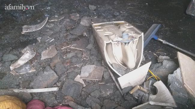 Cận cảnh bên trong quán bar X5 ở Vĩnh Phúc sau vụ hỏa hoạn khiến 3 thiếu nữ tử vong: Phải đục tường mới đưa được thi thể ra ngoài-3