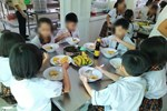 Bữa ăn bán trú tùy thuộc vào lương tâm, trách nhiệm của hiệu trưởng-3