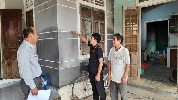 Thủy Tiên đăng ảnh nhà bác trưởng xóm ngoài đời thật tại Hải Lăng khiến dân mạng phản ứng, nhiều người liên tục cập nhật hình ảnh và clip toàn cảnh về gia cảnh của bác-12