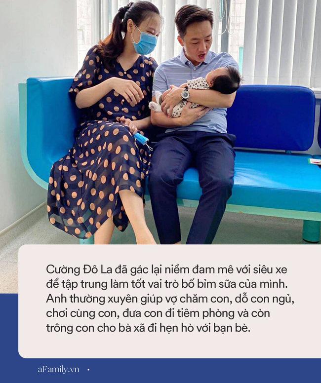 """Mê tít loạt khoảnh khắc các bố bỉm sữa showbiz Việt chăm con, Ông Cao Thắng và Cường Đô La cạnh tranh"""" danh hiệu ông bố ngọt ngào nhất""""-8"""