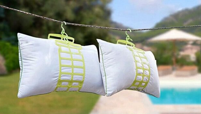 Hướng dẫn mua và vệ sinh gối chuẩn sạch cho bạn giấc ngủ sâu, an toàn-6