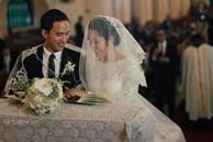 Tăng Thanh Hà hé lộ ảnh cưới cách đây 8 năm, không gian hôn lễ gây trầm trồ vì quá sang trọng