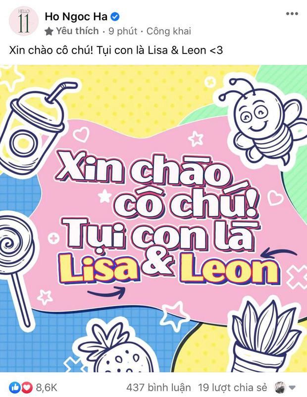 Kim Lý viết tâm thư xúc động cho vợ Hà Hồ và nhóc tỳ song sinh: Ba sẽ là chỗ dựa vững chắc để các con tựa vào suốt đời-1
