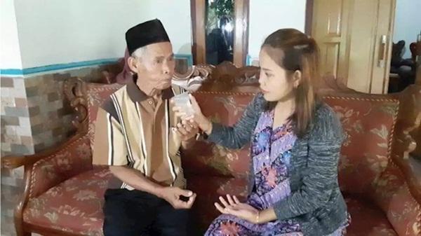 Cặp đôi đũa lệch chú rể 78 tuổi, cô dâu 17 tuổi ly hôn sau 22 ngày chung sống, cô dâu suy sụp bỏ ăn 1 ngày-2