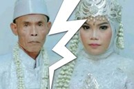 Cặp đôi 'đũa lệch' chú rể 78 tuổi, cô dâu 17 tuổi ly hôn sau 22 ngày chung sống, cô dâu suy sụp bỏ ăn 1 ngày