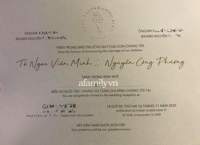 HOT: Lộ diện hình ảnh thiệp cưới của Công Phượng: Chọn nơi Cường Đô La tổ chức đám cưới, độ bảo mật ở mức cao nhất khiến tất cả trầm trồ-3