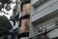 Căn nhà 4 tầng ở Sài Gòn cháy dữ dội, 6 người trong đó có trẻ em bị mắc kẹt