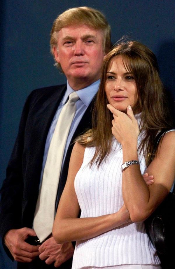 Chụp ảnh khỏa thân, nói 6 ngôn ngữ và những điều ít biết về Đệ nhất phu nhân Melania Trump-3
