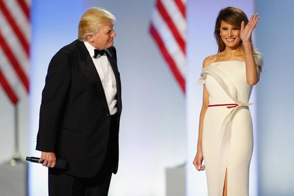 Chụp ảnh khỏa thân, nói 6 ngôn ngữ và những điều ít biết về Đệ nhất phu nhân Melania Trump-5
