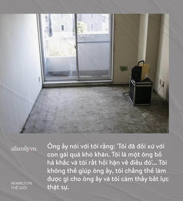 Cô gái làm nghề dọn dẹp nhà cửa hậu những cái chết cô độc ở Nhật: Trên cả công việc làm công ăn lương là vô vàn nỗi niềm dành cho người đã khuất-5