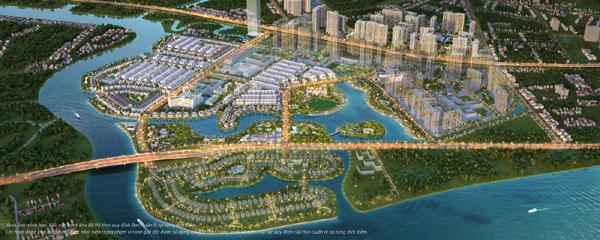 Vinhomes Grand Park – 'bước nhảy vọt' với mô hình đại đô thị-2