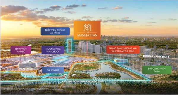 Vinhomes Grand Park – 'bước nhảy vọt' với mô hình đại đô thị-4