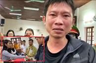 Chủ trang trại trắng tay sau lũ bật khóc nức nở khi nhận tiền hỗ trợ của ca sĩ Thủy Tiên