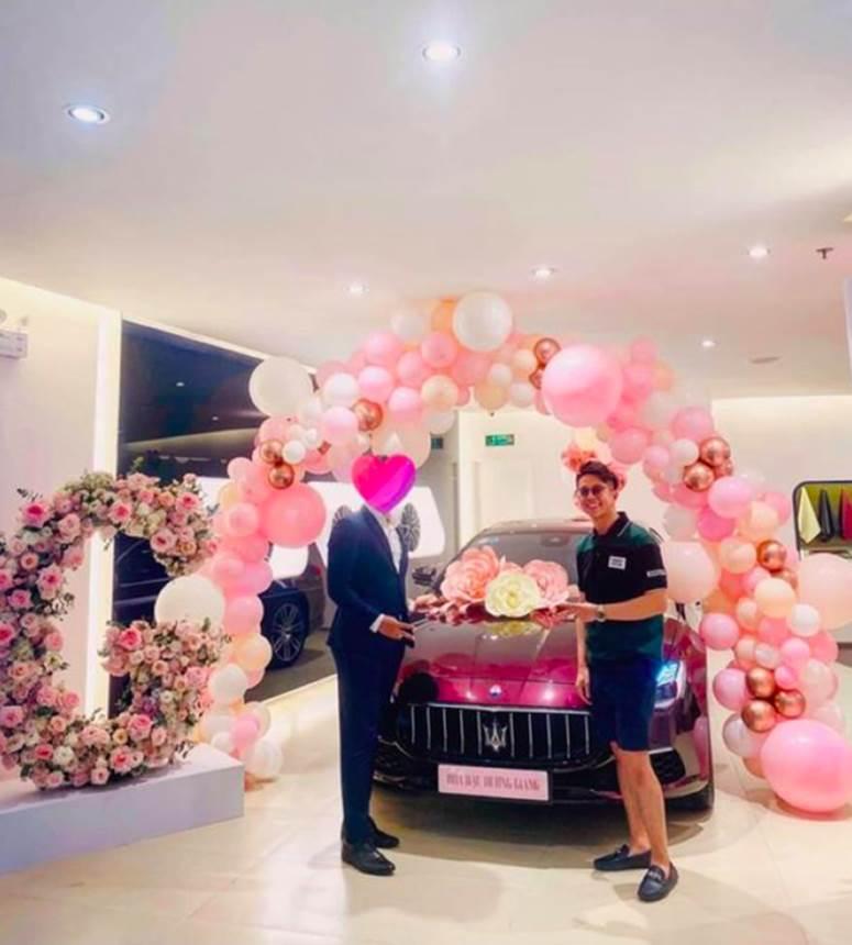 Netizen đào ra tin đồn Matt Liu chưa từng tặng xe cho Hương Giang, xế hộp 8 tỷ là của nàng Hậu mua trả góp-2