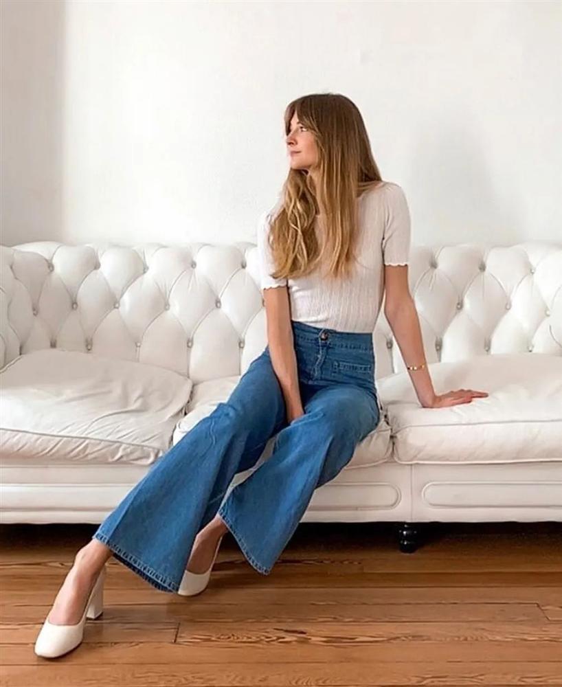 6 kiều giày hợp cạ với quần jeans, diện lên là thành quý cô thời thượng tức thì-17