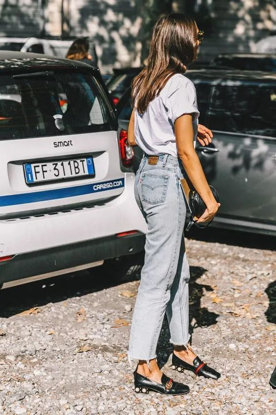 6 kiều giày hợp cạ với quần jeans, diện lên là thành quý cô thời thượng tức thì-22