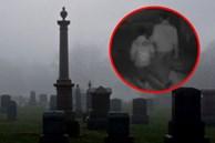 Bỏ con trai một mình ở nghĩa trang với lý do khó tin, lúc quay lại đón, ông bố trẻ hốt hoảng gọi cảnh sát