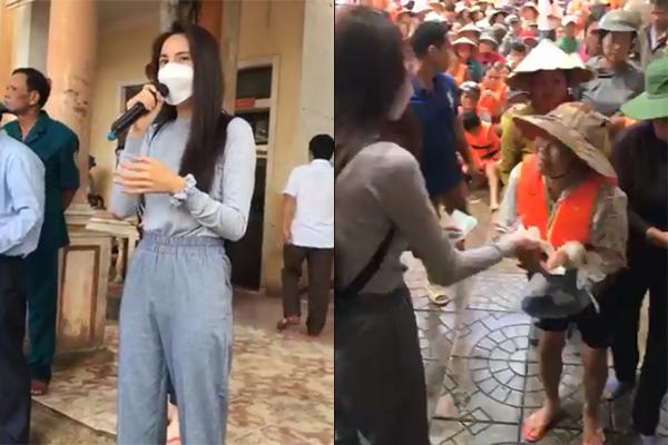 Hot mom Hằng Túi dù đang ở cữ vẫn không thể đứng ngoài vụ Thủy Tiên bị lập nhóm anti-fan, đoạn bình luận ngay lập tức đứng top vì nội dung bất ngờ-1