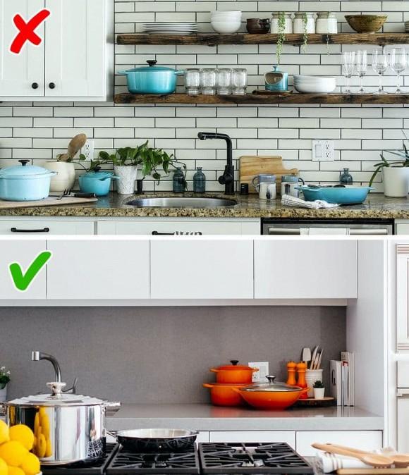 Những sai lầm khi thiết kế nội thất khiến gia chủ phải lãng phí thời gian vào việc dọn dẹp-1
