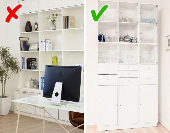 Những sai lầm khi thiết kế nội thất khiến gia chủ phải lãng phí thời gian vào việc dọn dẹp-9