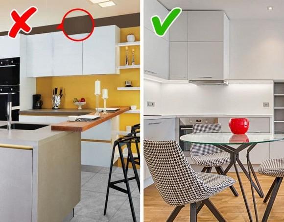 Những sai lầm khi thiết kế nội thất khiến gia chủ phải lãng phí thời gian vào việc dọn dẹp-11