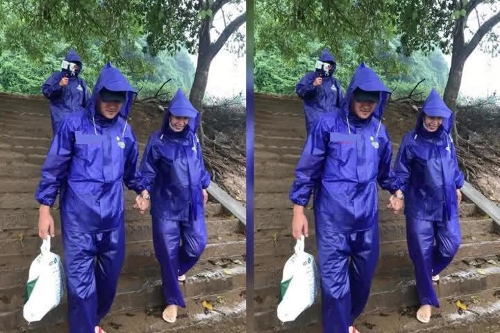 Thủy Tiên – Công Vinh gầy gò ngày trở về Sài Gòn sau nửa tháng cứu trợ miền Trung-2