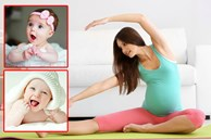 Mẹ bầu chăm chỉ thực hiện đúng 4 điểm này, con yêu sinh ra không những khỏe mạnh còn thông minh hơn người