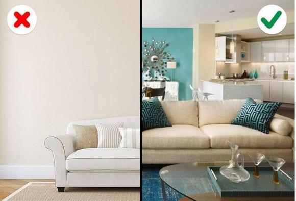 Những sai lầm phổ biến nhất mà chúng ta thường mắc phải khi chọn màu sắc bên trong căn nhà-2