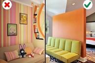 Những sai lầm phổ biến nhất mà chúng ta thường mắc phải khi chọn màu sắc bên trong căn nhà