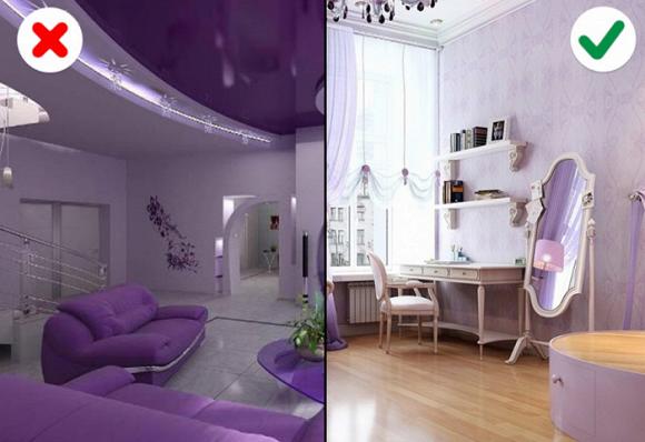 Những sai lầm phổ biến nhất mà chúng ta thường mắc phải khi chọn màu sắc bên trong căn nhà-8