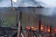 Cháy nhà lúc ba mẹ đi vắng, 2 cháu bé tử vong