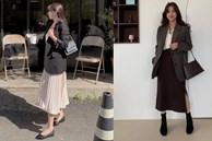 3 cách diện blazer + chân váy xinh mê tơi, có thể giúp style của chị em lên đời phơi phới