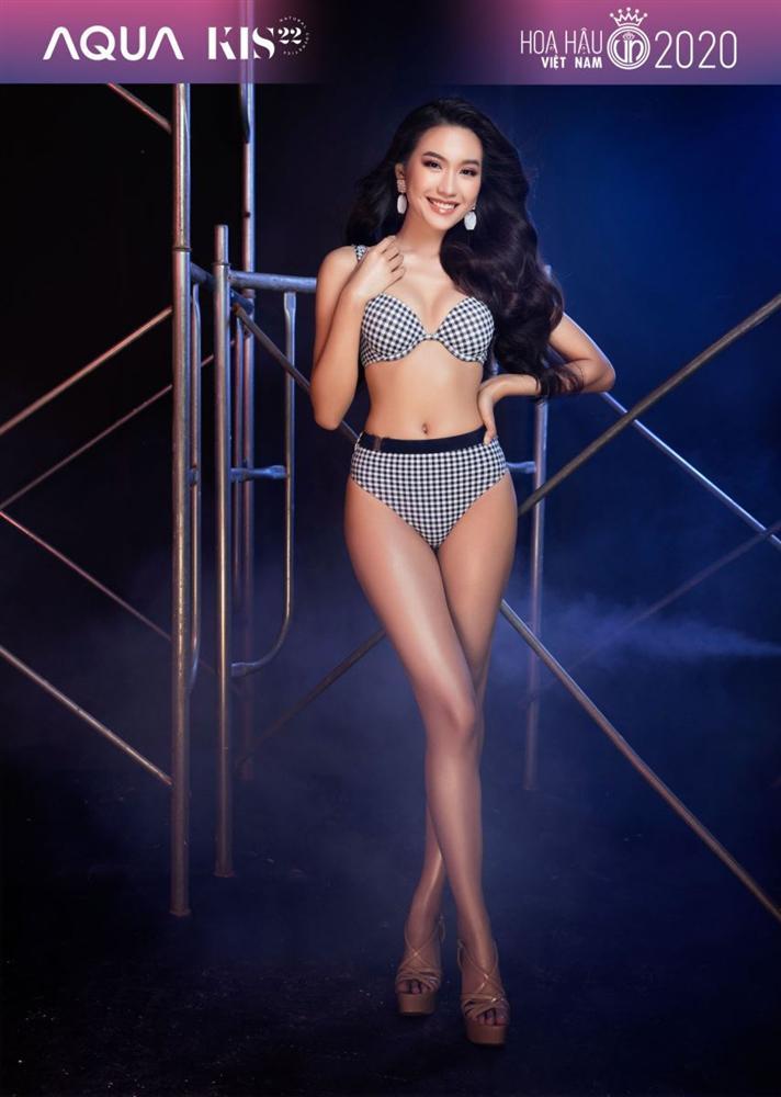 Hoa hậu Việt Nam 2020: Những số đo ấn tượng, từ vòng eo con kiến đến chiều cao nổi trội-3