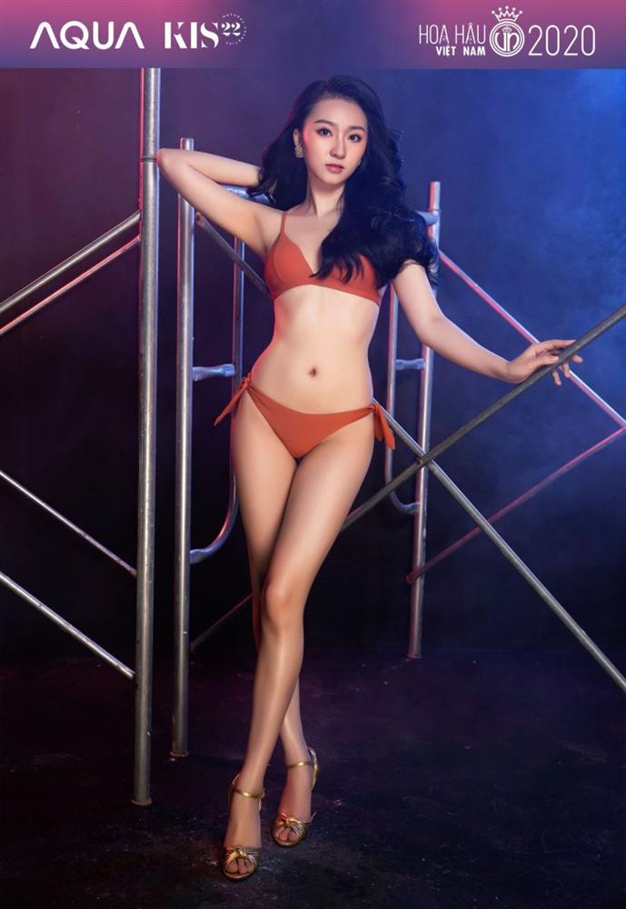 Hoa hậu Việt Nam 2020: Những số đo ấn tượng, từ vòng eo con kiến đến chiều cao nổi trội-10