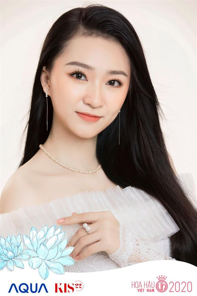 Hoa hậu Việt Nam 2020: Những số đo ấn tượng, từ vòng eo con kiến đến chiều cao nổi trội-11