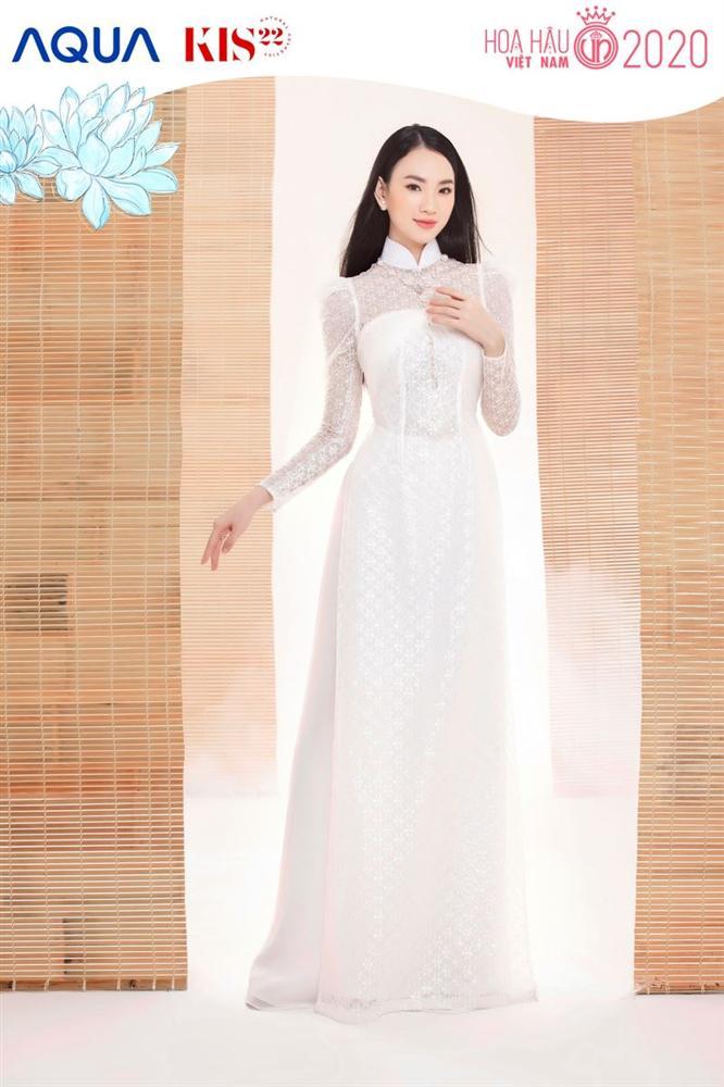 Hoa hậu Việt Nam 2020: Những số đo ấn tượng, từ vòng eo con kiến đến chiều cao nổi trội-13