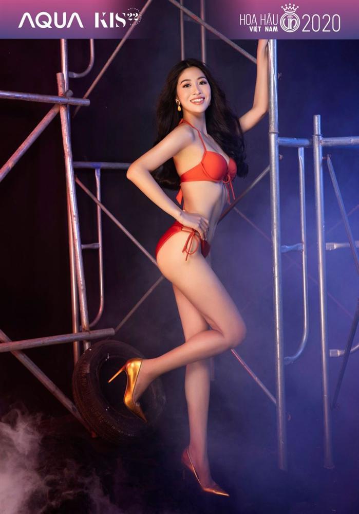 Hoa hậu Việt Nam 2020: Những số đo ấn tượng, từ vòng eo con kiến đến chiều cao nổi trội-14
