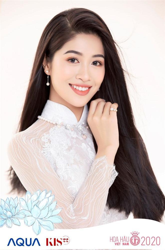 Hoa hậu Việt Nam 2020: Những số đo ấn tượng, từ vòng eo con kiến đến chiều cao nổi trội-15