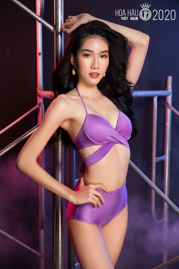 Hoa hậu Việt Nam 2020: Những số đo ấn tượng, từ vòng eo con kiến đến chiều cao nổi trội-16