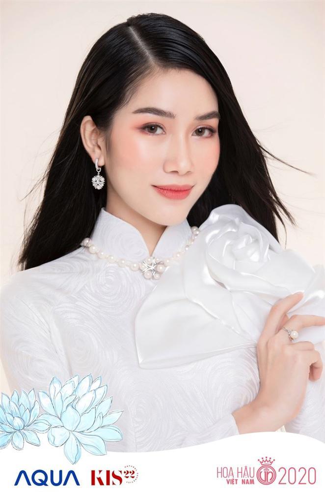 Hoa hậu Việt Nam 2020: Những số đo ấn tượng, từ vòng eo con kiến đến chiều cao nổi trội-17