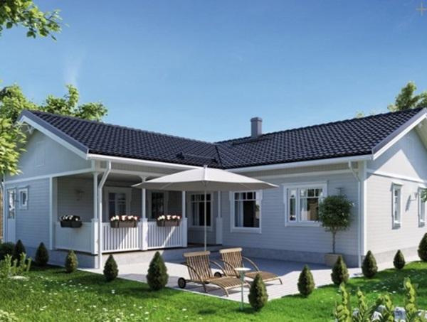 Những mẫu nhà cấp 4 đẹp, phong cách kiến trúc đa dạng ai ngắm cũng mê-21