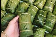 Hà Nội: Lo béo nhưng chị em vẫn 'mê mệt' bánh chưng gù, dân buôn 'hốt bạc'