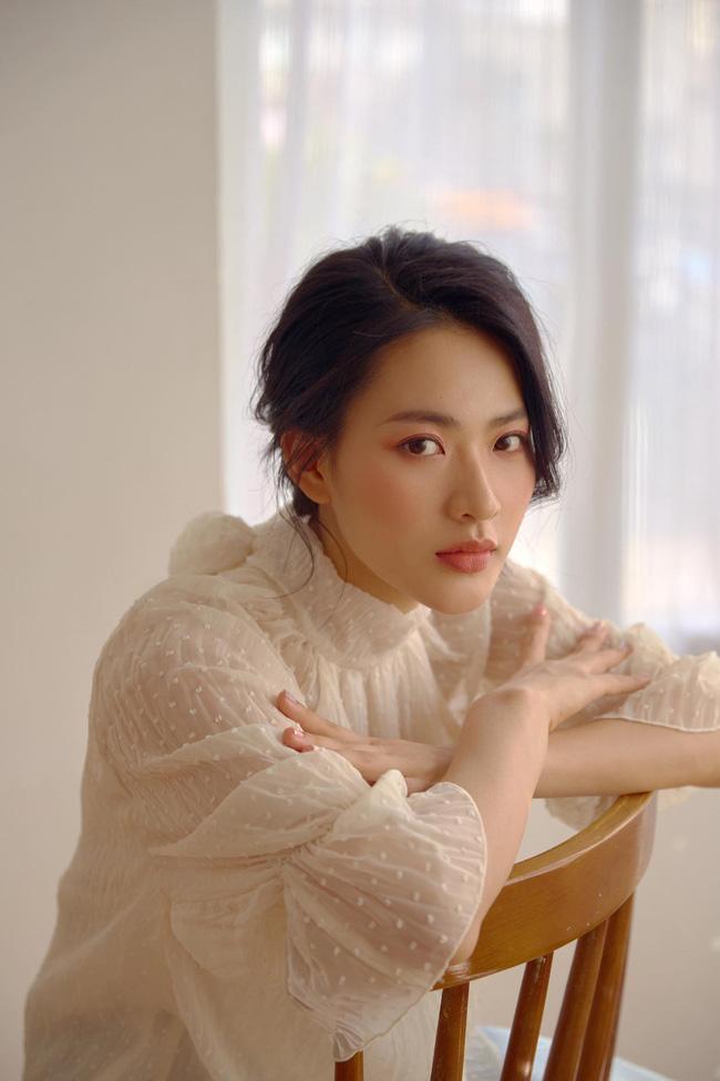 Nữ chính Chọc tức vợ yêu: Đời thực còn đẹp hơn phim, từng là người yêu Noo Phước Thịnh, thần thái tựa Lưu Diệc Phi-3
