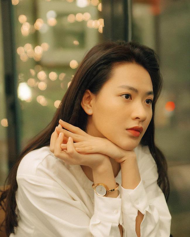 Nữ chính Chọc tức vợ yêu: Đời thực còn đẹp hơn phim, từng là người yêu Noo Phước Thịnh, thần thái tựa Lưu Diệc Phi-4