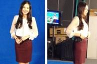 Mai Ngọc nhớ lại ngày đầu đi làm 8 năm trước, xem mới thấy đẳng cấp nhan sắc 'MC xinh đẹp nhất VTV'