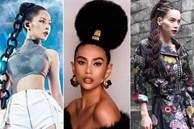 Những kiểu tóc chẳng biết bắt đầu và kết thúc ở đâu của sao Việt