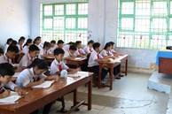 Học sinh lại tiếp tục nghỉ học để tránh bão số 12